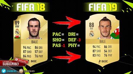 EA Sports FIFA 19 Game
