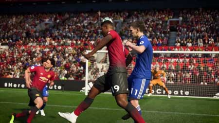Feature of FIFA 19 Gameplay
