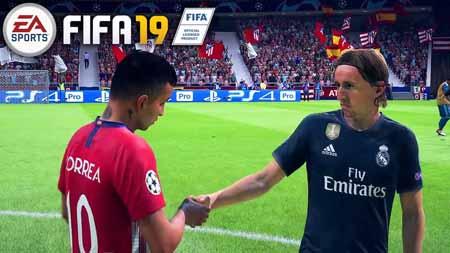 Skill Moves in FIFA 19